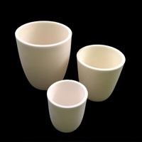 Alumina Crucible - High Form
